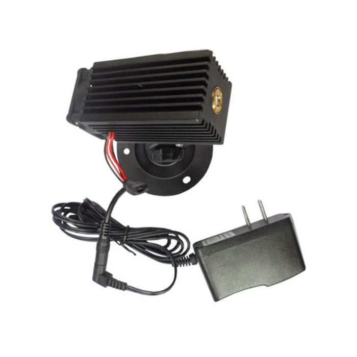 Cheap! Red laser module dot 200mw with fan cooling and power supply