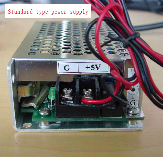 Standard type power supply for DPSS Laser
