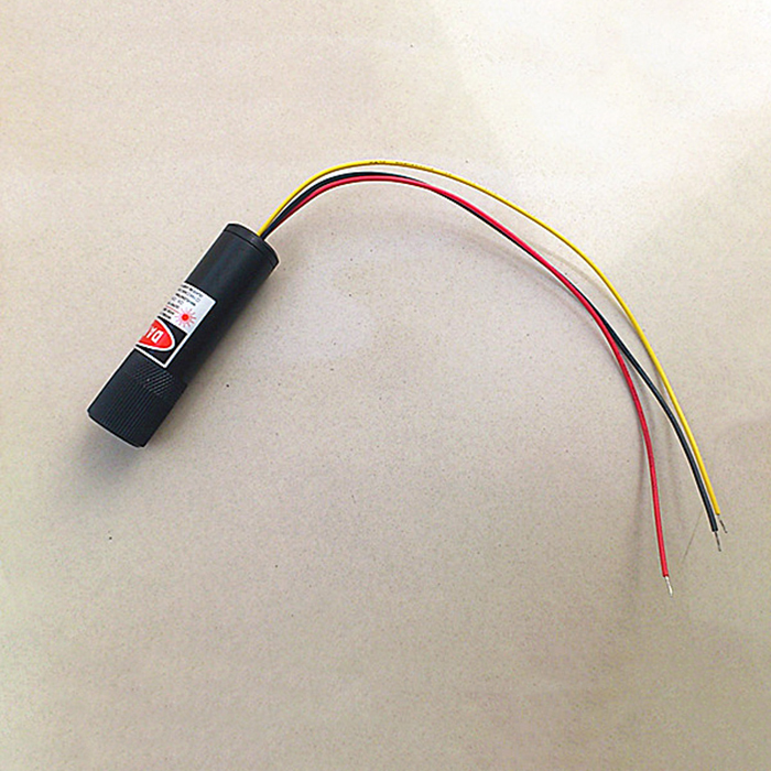 TTL modulation 650nm 5mw~150mw Red laser Module 16*60mm