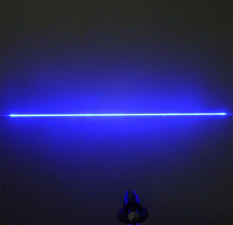 445nm 450nm 100mW Line Pure blue laser High powerMarking cutting line drawing instrument