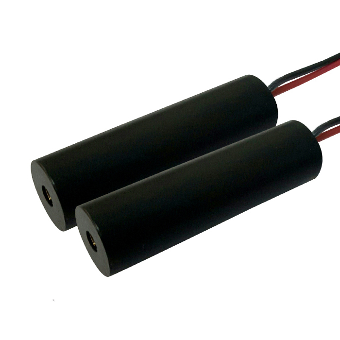 850nm 20mw~50mW Dot Infrared laser module Positioning launch tube