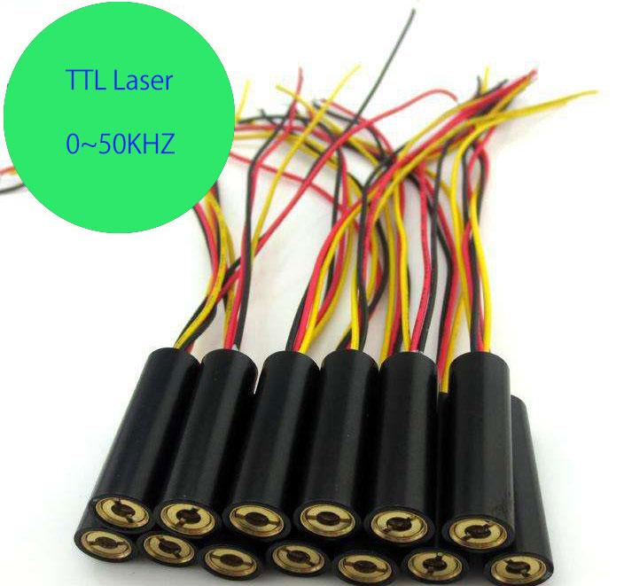 TTL laser module