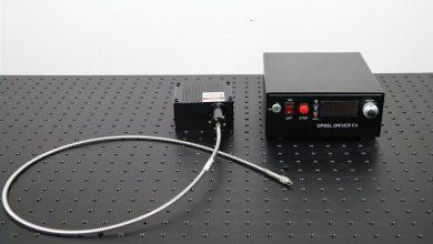 980nm fiber coupled laser