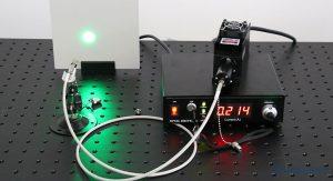 fiber coupled laser