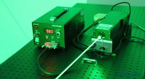 solid-state laser system