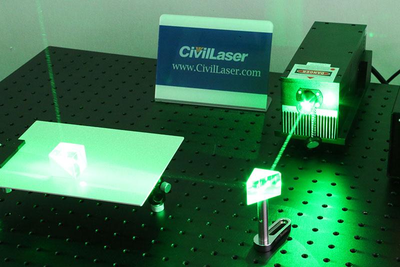 CW laser system