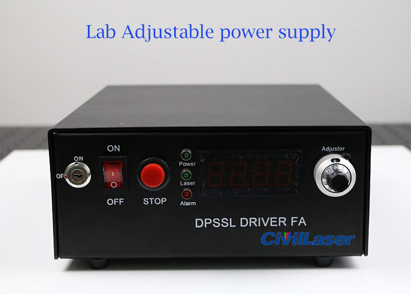 laser power supply