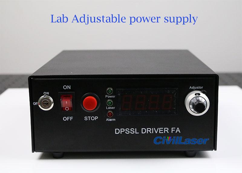 laser power supply